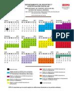 CalendarioProc1718 Prim