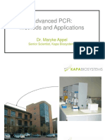 Advanced PCR - Methods and Applications