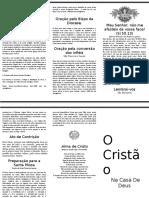 Folder Missa