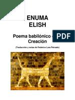 Enuma Elish. Texto Completo