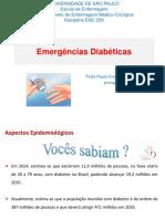 Emergencias Diabéticas 2017