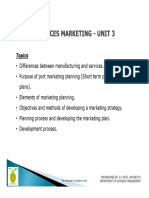 Services Marketing - 3