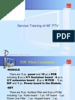 46in Plasma Service Manual