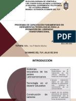 PROGRAMA DE CAPACITACIÓN FUNDAMENTADO EN HERRAMIENTAS TECNOLOGICAS PARA LA  PROMOCIÓN DEL LIDERAZGO TRANSFORMACIONAL