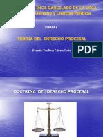 Doctrina Del Teoria General Del Proceso