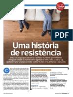 Uma história de resistência