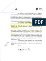 Resolución 2323/17 del IOMA