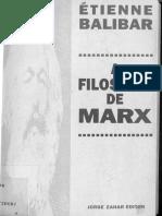 Étienne Balibar - A filosofia de Marx.pdf