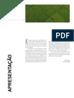 Atlas Agropecuário IBGE- Apresentação e Introdução