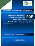 APOSTILA-Aterramento EM SUBESTAÇÕES.pdf