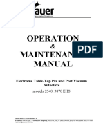 Tuttnauer EHS-Series Autoclave - User and maintenance manual.pdf