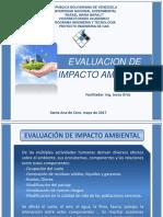 Presentación de Impacto Ambiental
