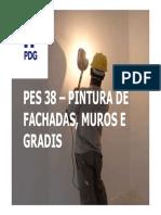Guia 10 - Treinamento Pintura Fachada, Muros e Gradis