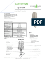 7010 - High Temperature 220 - Data Sheet - US
