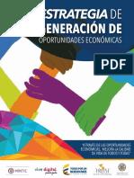 Estrategia Generación de Oportunidades Económicas