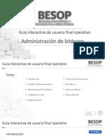 Guia Administracion Bitacora