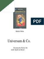 Mohr, Bärbel  - Universum & Co.