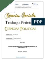 Trabajo Practico de Ciencias Politicas