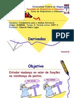 4 - Derivadas