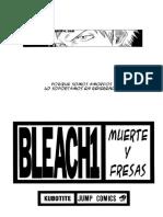 [Mechi Kun] Bleach Vol 001