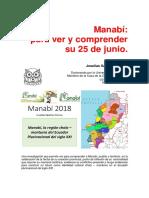Manabí, una identidad cultural de 194 años.