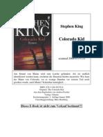 King, Stephen - Colorado Kid