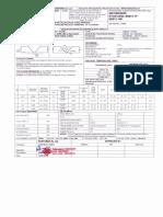 WPS PQR smaw + fcaw D1.1