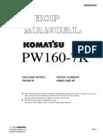 PW160-7K