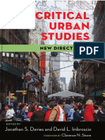 critical urban studies
