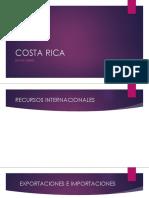 Análisis Económico y Político de Costa Rica