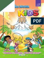 Revista Canção Nova Kids - Maio 2018