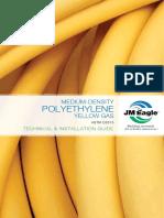 Jme MDPE YELLOW GAS Installation Guide 03-2011 Web