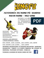 Academia de Kung Fú