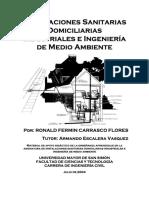 Instalaciones Sanitarias Domiciliarias Industriales e Ingeniería de Medio Ambiente.pdf