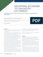 Cushing y Feocromocitoma