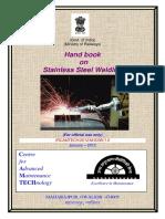 Handbook on Stainless Steel Welding