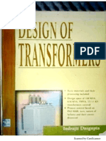 Chap 0 Introduction  |Design of Transformers| by Indrajeet Dasgupta
