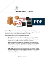 ToF CAMERA – TIME-OF-FLIGHT CAMERA