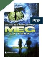 La Fosa - Steve Alten