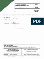 NBR 8061 - Tubo de Fibrocimento - Determinacao Da Absorcao de Agua