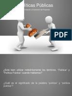 PPT Políticas Públicas