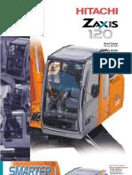 ZX120 Ficha Técnica