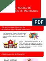 Sesión 1 - Etapas y Ciclo de Proceso de Distribución