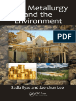 E BOOK ILYAS 2018 Gold Metallurgy and the environment