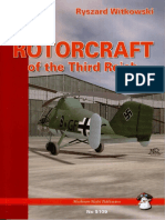 [Mushroom] - [Red Series n°5109] - Rotocraft of the Third Reich