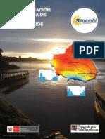 Caracterización Hidrológico de La Región Madre de Dios - SENAHMI