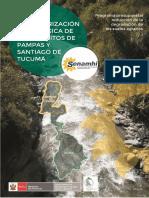 Caracterizacion Hidrobiologico de Los Distritos de Pampas y Santiago - SENAHMI