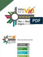 Presentación Pesv en Movilidad Medellin
