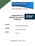 Laboratorio 06