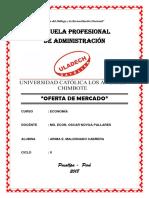 Oferta de Mercado - Uladech